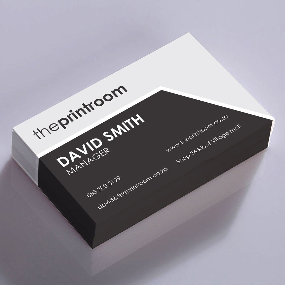 Business Cards - The Printroom