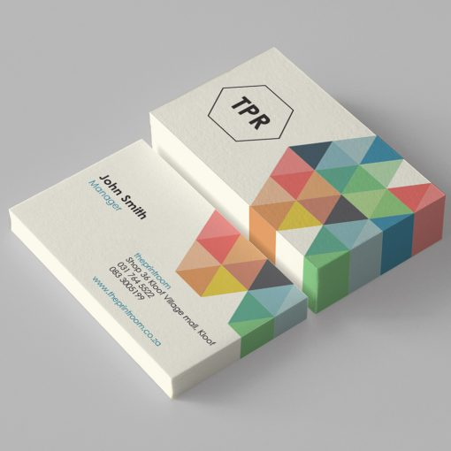 Colour Double-Sided Business Cards